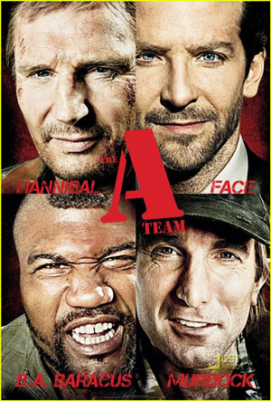 Los Magníficos (The A-Team).
