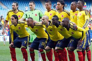 Colombia estará con todas sus estrellas en la Copa América