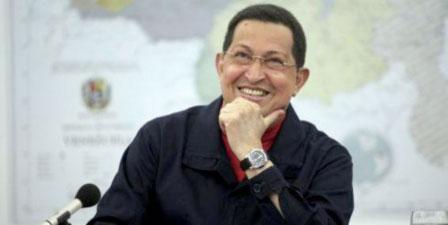 Por primera vez en 12 años, Chávez cede parte de sus funciones
