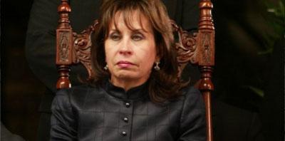 Oficialismo apela veto a candidatura de ex primera dama de Guatemala