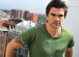 Juanes inicia su gira española