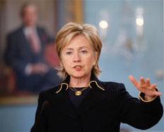 Clinton «muy decepcionada» por ejecución de mexicano en Texas