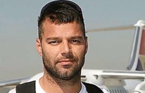 Ricky Martin es sorprendido con su novio veraneando en Miami