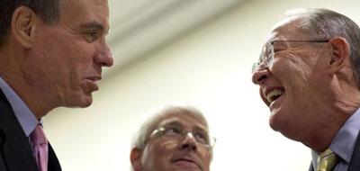 Millonarios piden en el Capitolio que les aumenten los impuestos