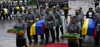 Colombia: gobierno acusa a las FARC de crímen de guerra por fusilar rehenes