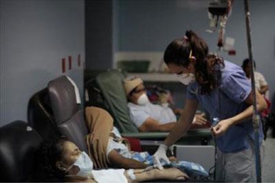 El rebrote de la gripe A pone en alerta la red de hospitales de Guatemala