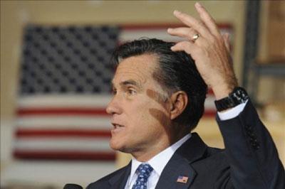 El oscuro deseo de Mitt Romney