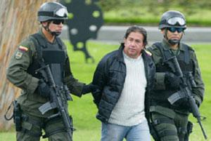Capturan a prominente capo deportado por EEUU