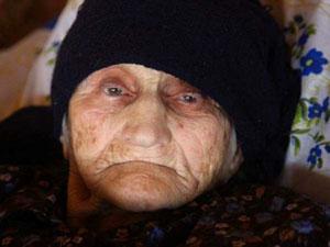 Murió la mujer más anciana del mundo