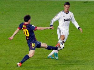 La prensa británica ve empate de Messi y Ronaldo por el Balón de Oro