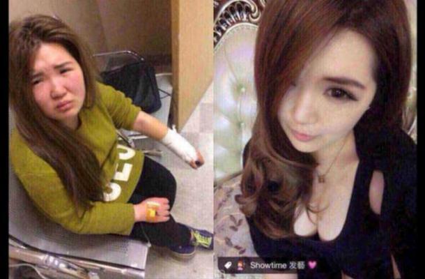 Un hombre golpeó a una chica porque no lucía como en las redes sociales