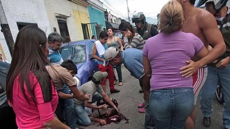 En Venezuela, matan a estudiante de 14 años en una protesta