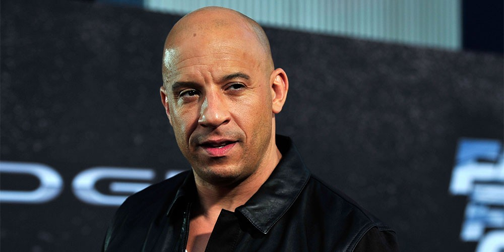 Vin Diesel va a ser padre.