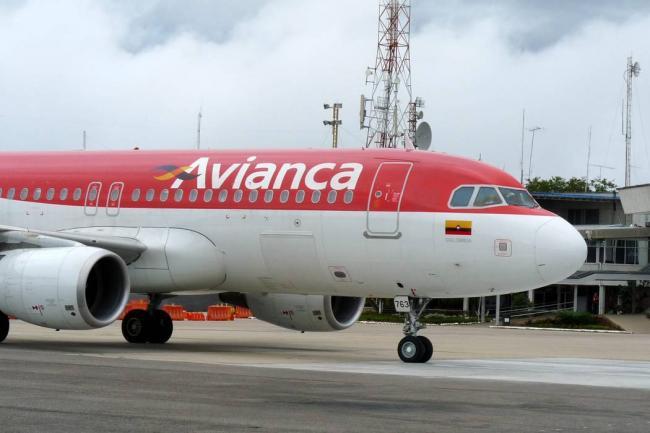 Se suicida pasajero de Avianca en vuelo Bogotá–Costa Rica