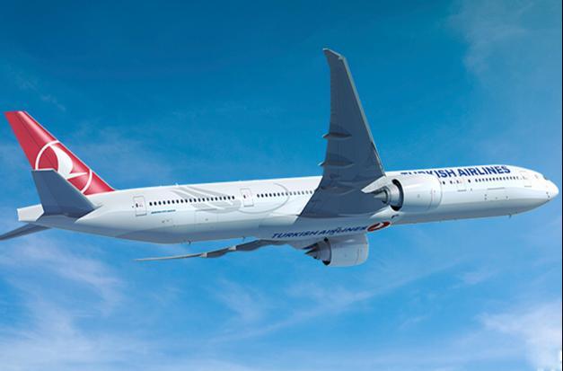 Avión de Turkish Airlines aterriza en Marruecos por una amenaza de bomba.