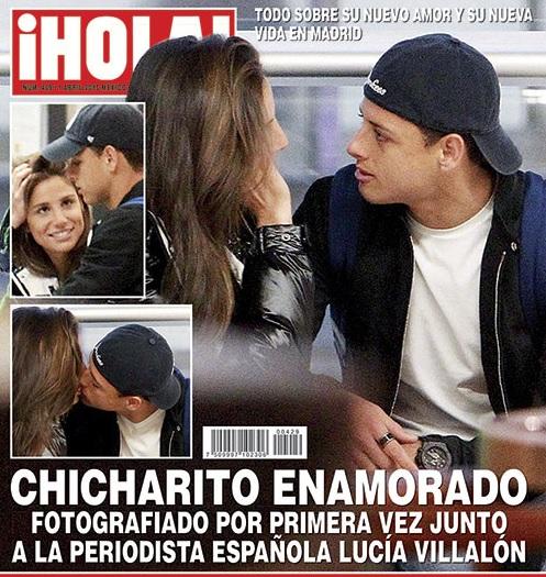 ¿Le quitó Chicharito Hernández la novia a Cristiano Ronaldo?