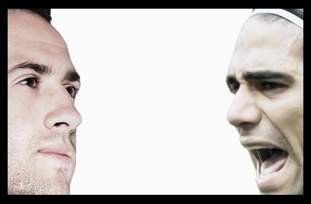 Falcao-Ospina, duelo en el Old Trafford