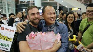 Le robaron su iPhone en Nueva York y apareció en China