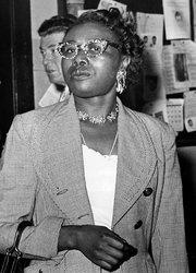 Muere en Nueva York la mujer que apuñaló a Martin Luther King en 1958