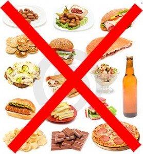 ¿Quiere alimentarse sanamente? 10 errores que no debe cometer.