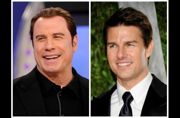 Tom Cruise y John Travolta habrían tenido un romance hace 30 años