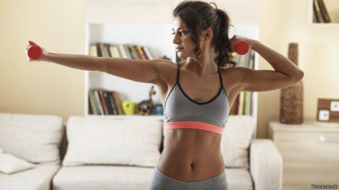 Las mejores ideas para hacer ejercicio en casa