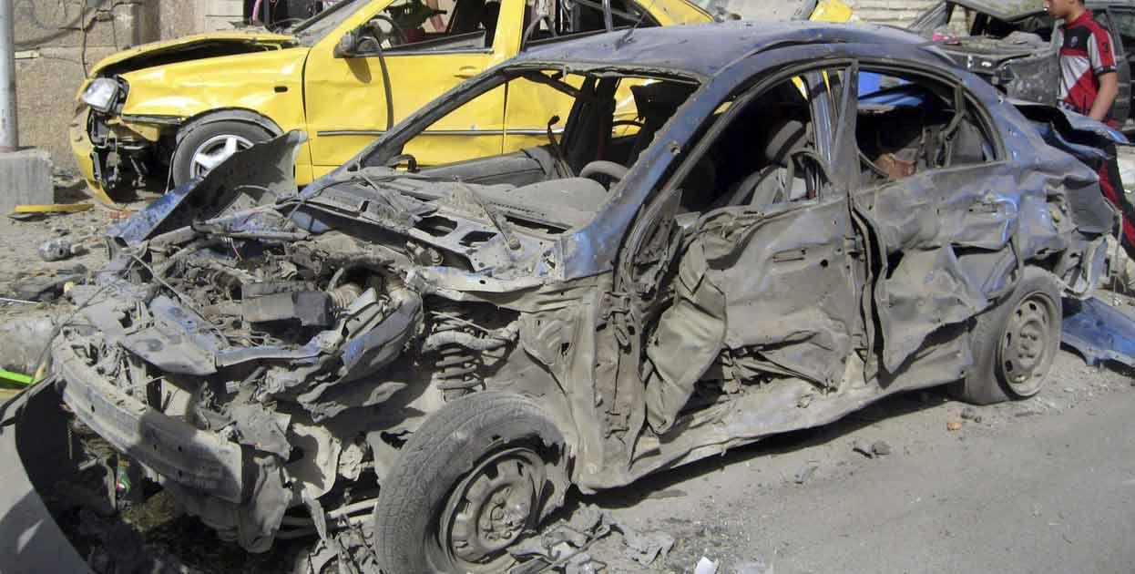 Carro bomba explotó fuera del consulado de Estados Unidos en ciudad iraquí