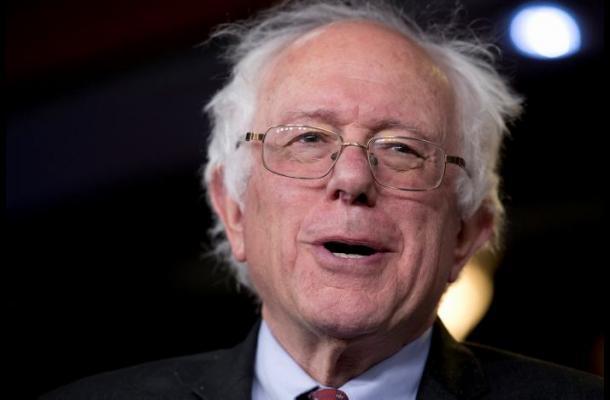 Senador Bernie Sanders quiere ser presidente de Estados Unidos