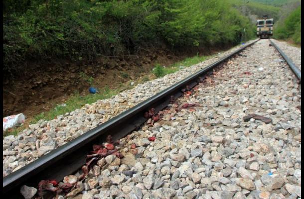 Un muerto en choque de trenes en Sudáfrica