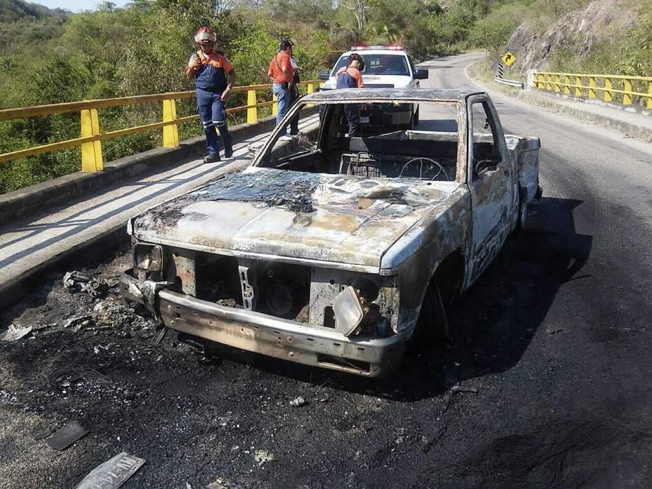 Quince muertos en un enfrentamiento entre policías y criminales en México