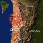 Accidente de helicóptero deja cuatro muertos en norte de Chile