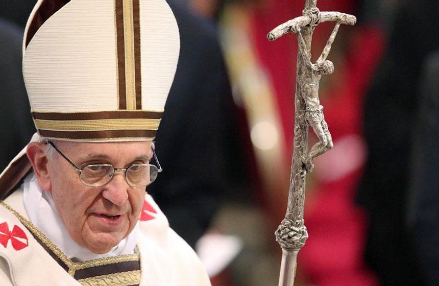 El Papa Francisco irá a Colombia