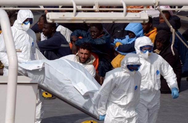 Maniobras del capitán y sobrecarga, causas del naufragio en el Mediterráneo