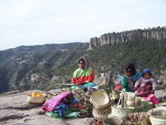 """Indígenas del """"Gran Cañón Mexicano"""", amenazados por proyecto turístico"""