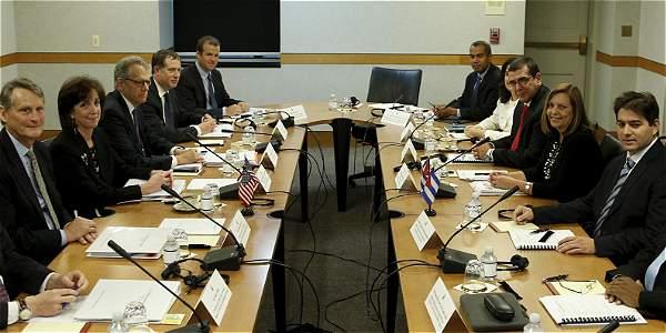 Comienza la cuarta ronda de diálogos entre Cuba y EE. UU.