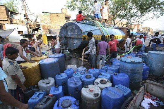 Ola de calor en India deja ya más de 1.100 muertos