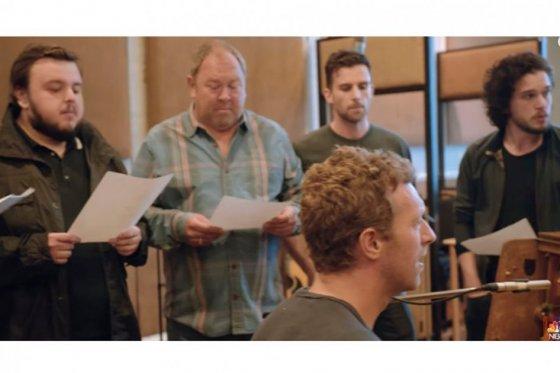 Coldplay se une al reparto de «Juego de tronos»