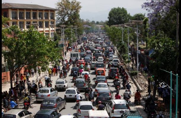 Al menos 36 muertos en otro gran sismo en Nepal