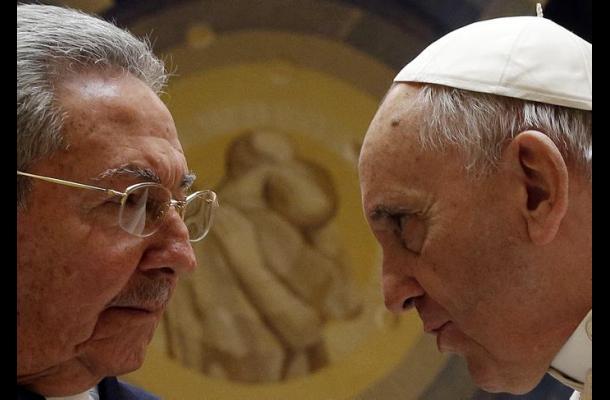 Visita del papa a Cuba será del 19 al 22 de septiembre
