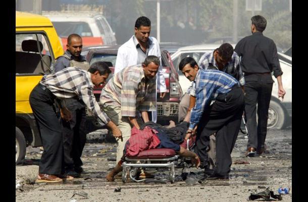 Explosiones en Bagdad dejan al menos 17 muertos