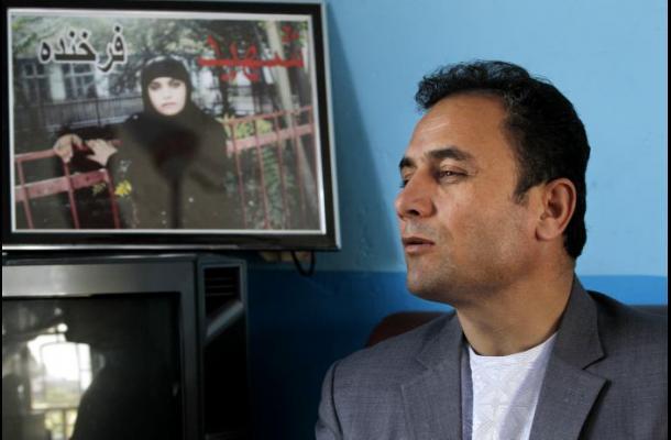 Policías afganos fueron condenados por no impedir linchamiento de una mujer