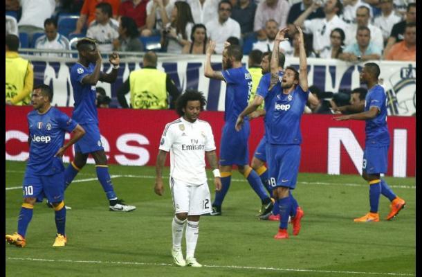 Juventus eliminó a Real Madrid y jugará la final de la Champions League