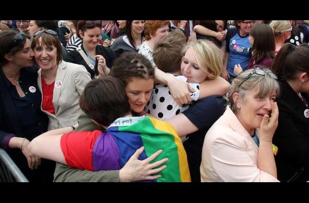 La Iglesia irlandesa trastocada por el «sí» al matrimonio homosexual