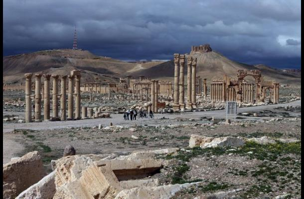 Estado Islámico toma el control total de la ciudad siria de Palmira