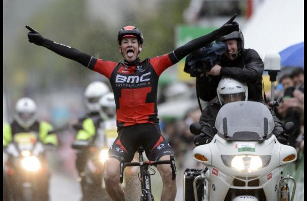 El suizo Stefan Kung ganó la cuarta etapa del Tour de Romandía