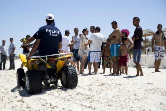 Conmoción en Gran Bretaña por el atentado en Túnez