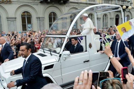 Declaran ley seca en ciudad boliviana por llegada del papa Francisco