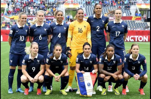 Francia cumple y vence 1-0 a Inglaterra en su estreno en Canadá-2015