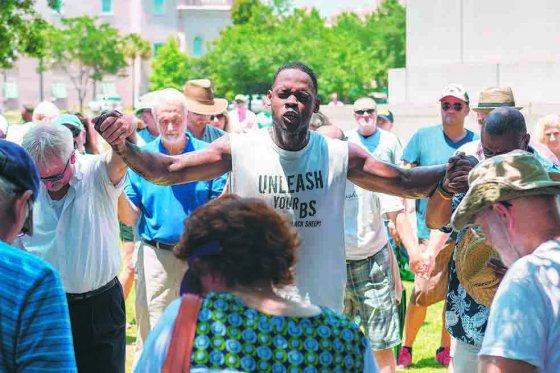 Alta tensión racial en EE.UU.