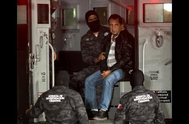 México: Arrestan a líder de autodefensas en Michoacán